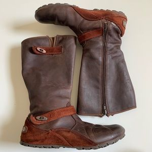Merrell Haven Autumn Ta Boots Waterproof Leather